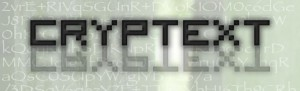 Cryptext encrypts your notes using AES 256.